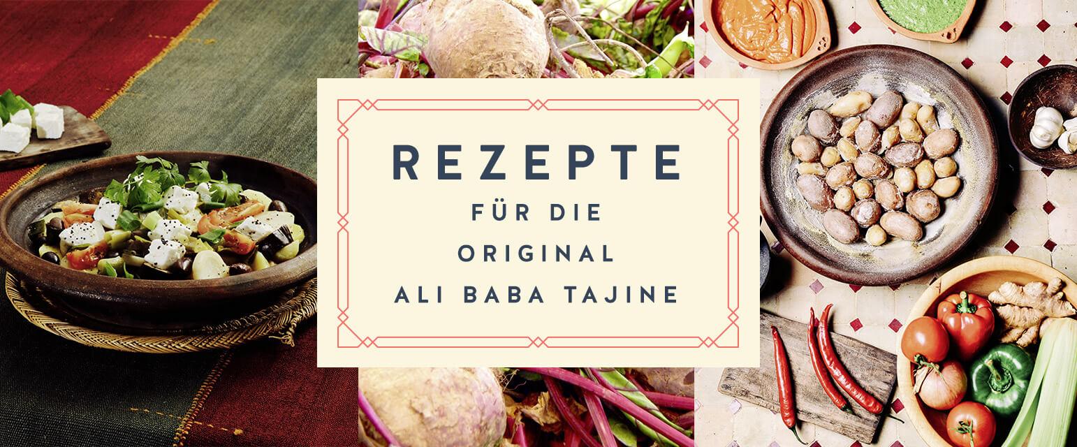 dccff7c9503a5 Rezepte für die original Ali Baba Tajine – Ali Baba Tajine